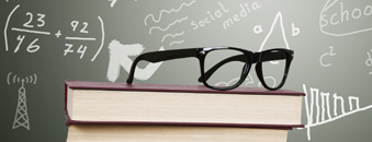 Reading glasses